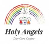 Holy Angels Daycare Logo